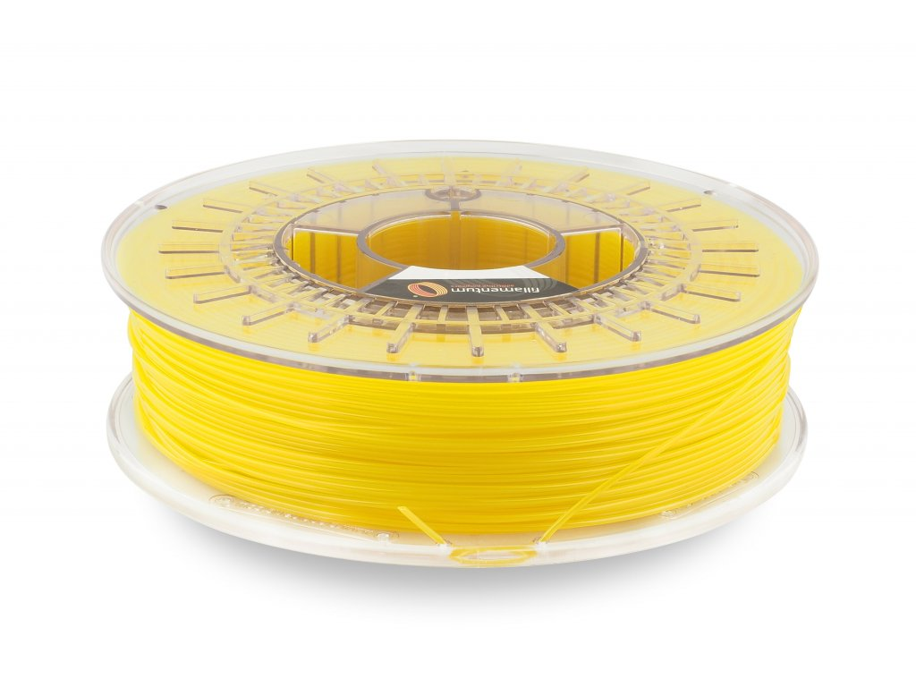 CPE HG100 Lemonade Translucent 1,75mm 750g Fillamentum