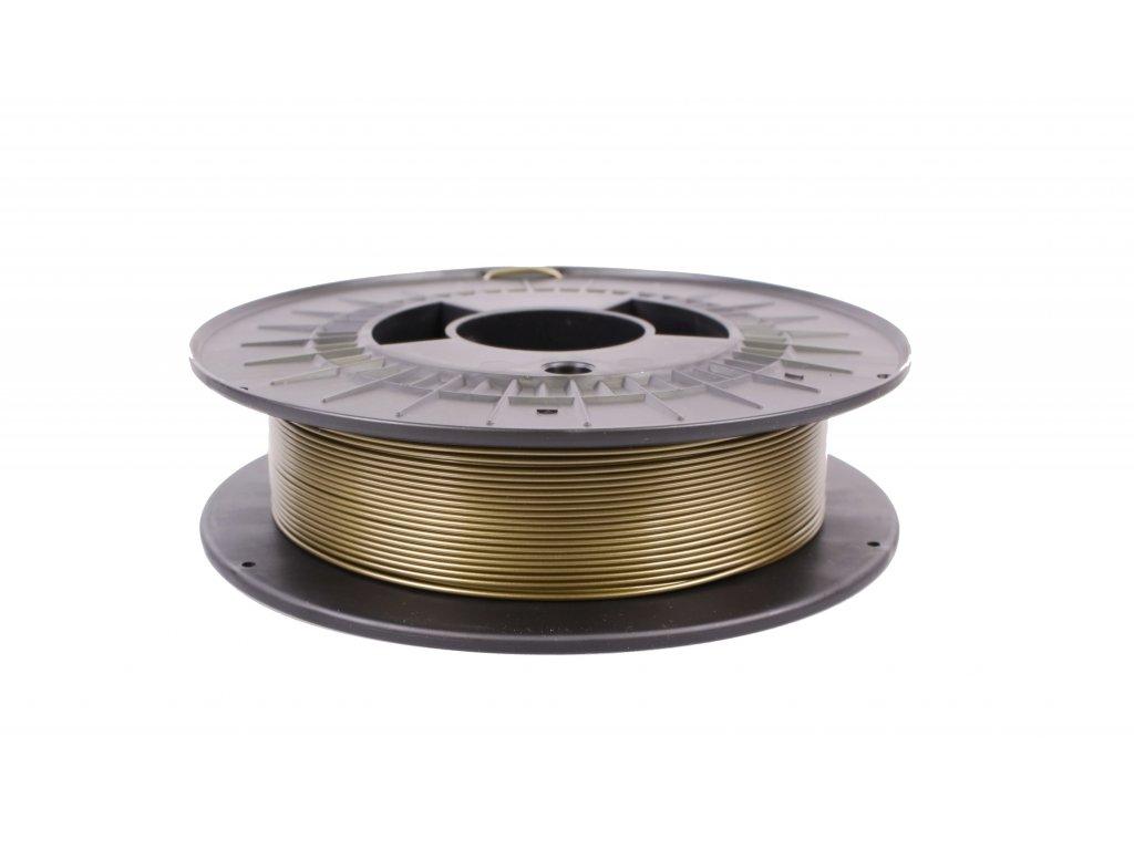 Filament-PM PET-G struna žabí zlato Filament PM 1,75 mm 0,5 kg