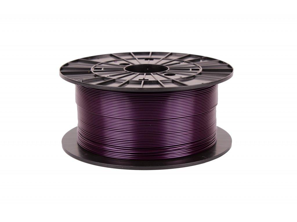 Filament-PM PET-G tisková struna tmavá purpurová 1,75 mm 1 kg Filament PM