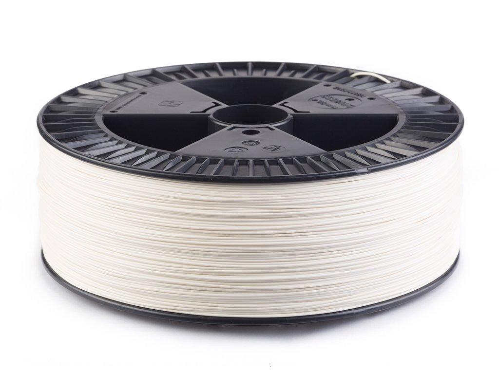 ASA Extrafill Traffic white 1,75 mm 3D filament 2500g Fillamentum