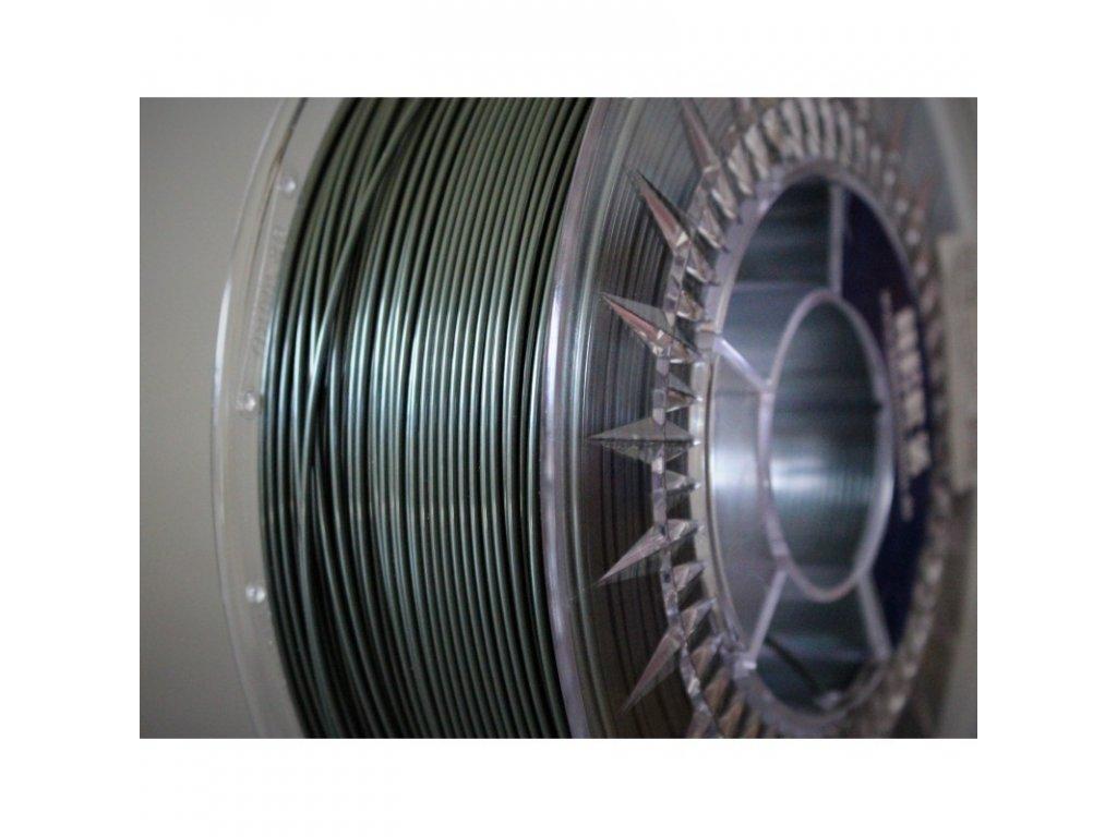 PETG filament zelený metalický 1,75 mm Herz 1 kg