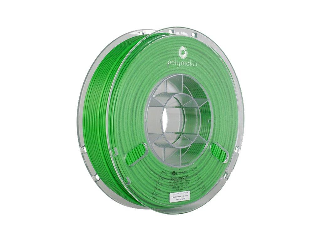 PolySmooth filament zelený 1,75mm Polymaker 750g