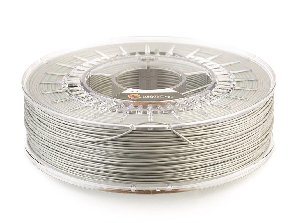 HIPS filament 1,75mm Metallic Grey 750g Fillamentum