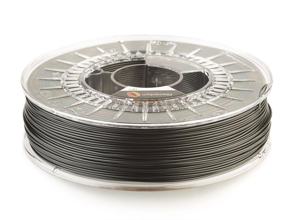 HIPS filament 1,75mm Traffic Black 750g Fillamentum