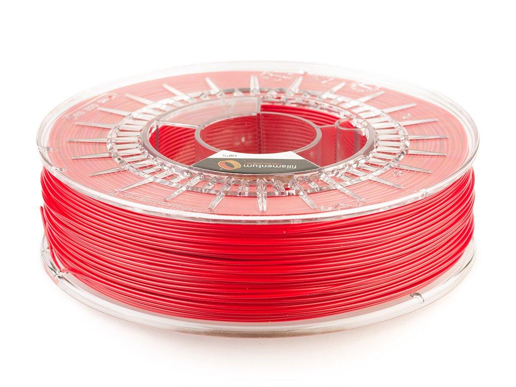 HIPS filament 1,75mm Signal Red 750g Fillamentum