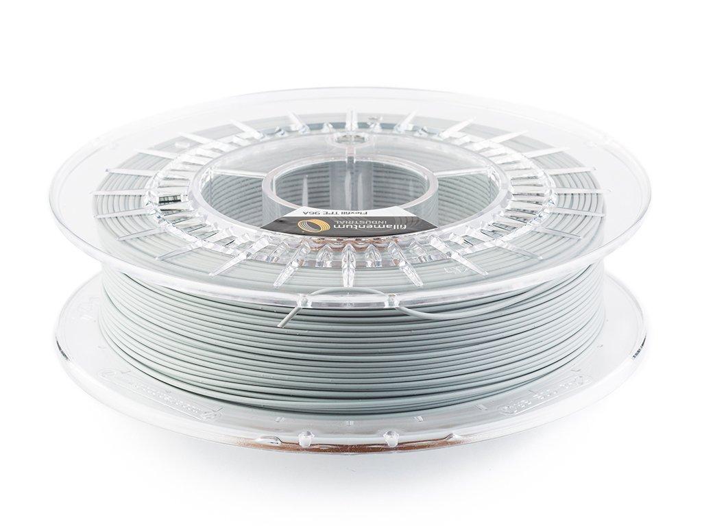Flexfill TPE 96A tisková struna 1,75mm 0,5kg Fillamentum Light Grey