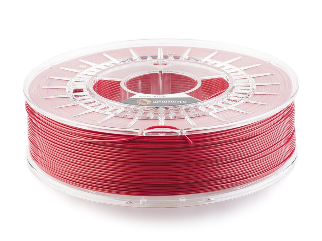 Nylon FX256 1,75mm signal red Fillamentum 750g