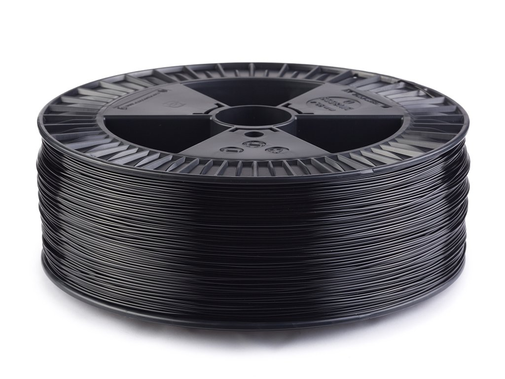 ABS Extrafill Traffic black 1,75mm 2,5 kg Fillamentum
