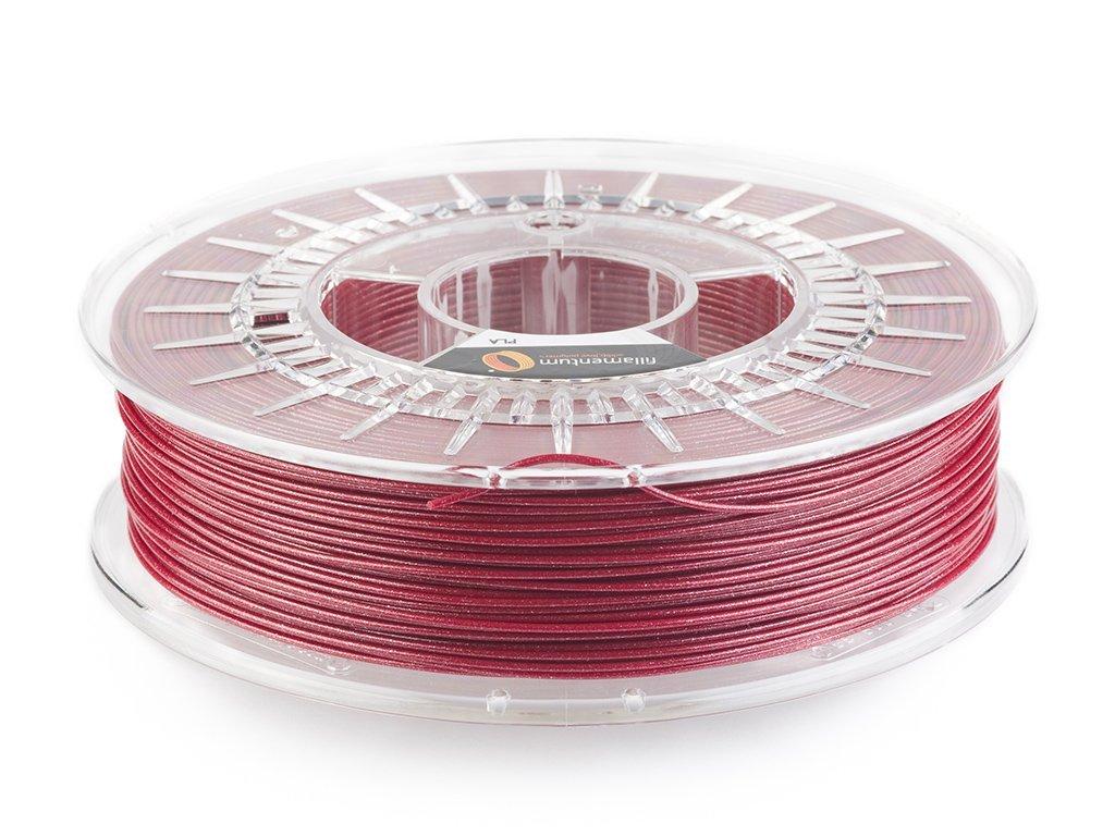 PLA filament Vertigo Cherry 1,75mm 750g Fillamentum