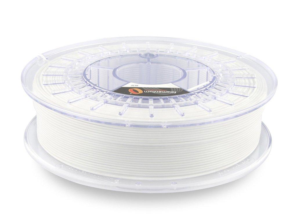 PETG White 1,75mm 1 kg Fillamentum