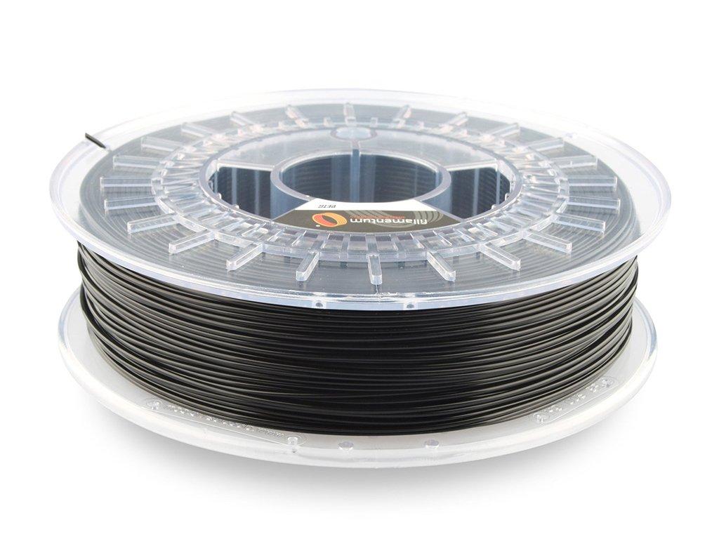 PETG Black 1,75mm 1 kg Fillamentum