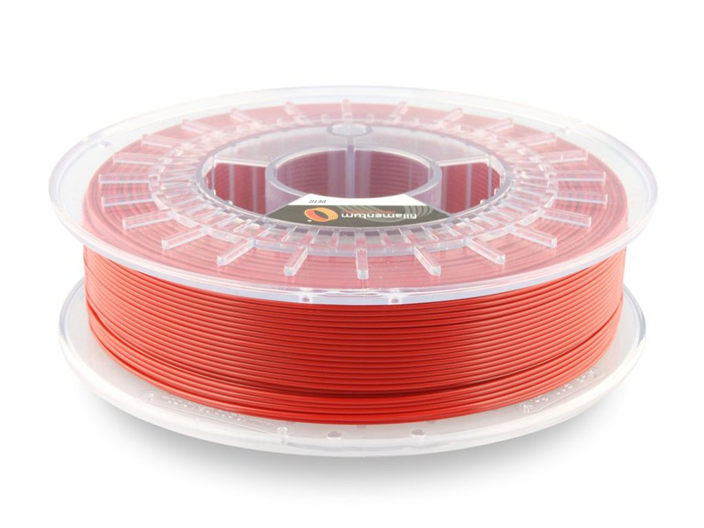 PETG Red 1,75mm 1 kg Fillamentum