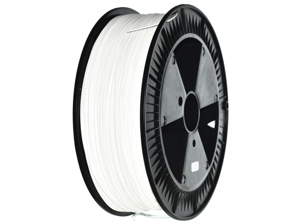 PET-G filament 1,75 mm bílý Devil Design 2 kg