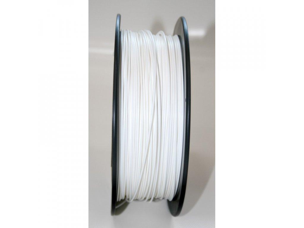 PC filament bílý 1,75 mm Herz 1 kg