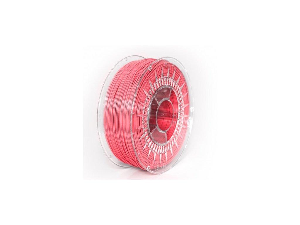 PET-G filament 1,75 mm růžový Devil Design 1 kg