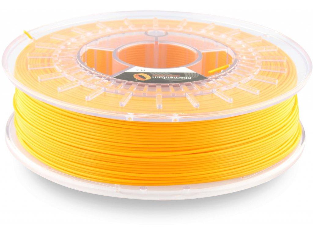 PLA tisková struna Extrafill Melon yellow 1,75mm 2500g Fillamentum