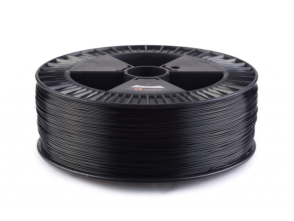 ASA Extrafill Traffic black 1,75 mm 3D filament 2500g Fillamentum