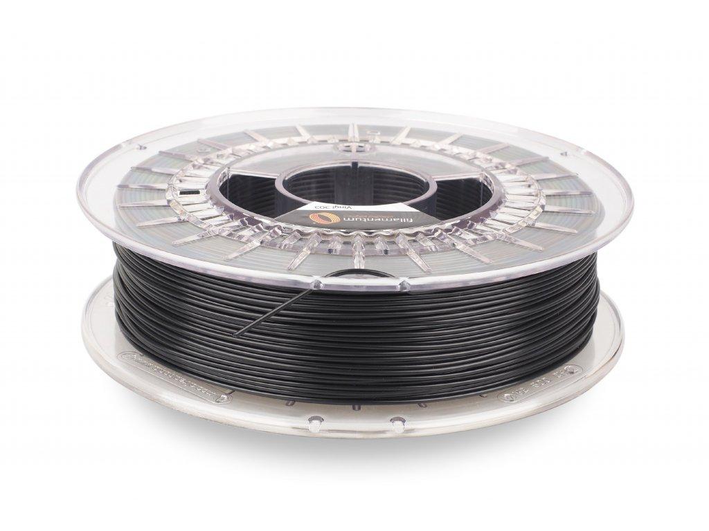 VZOREK 15 metrů - VINYL 303 filament černý 1,75 mm Fillamentum