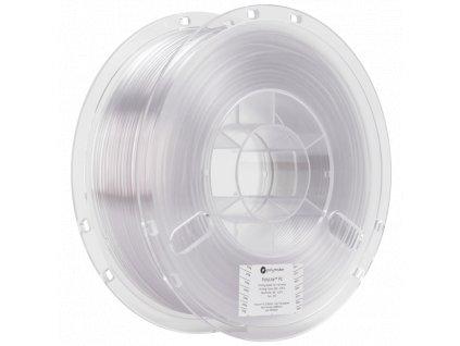 PC PolyLite filament transparentní 1,75mm Polymaker 1 kg