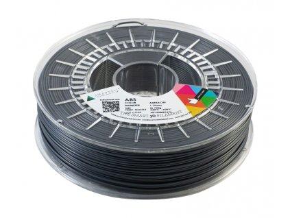 ABS filament antracitově šedý 1,75 mm Smartfil 0,75kg