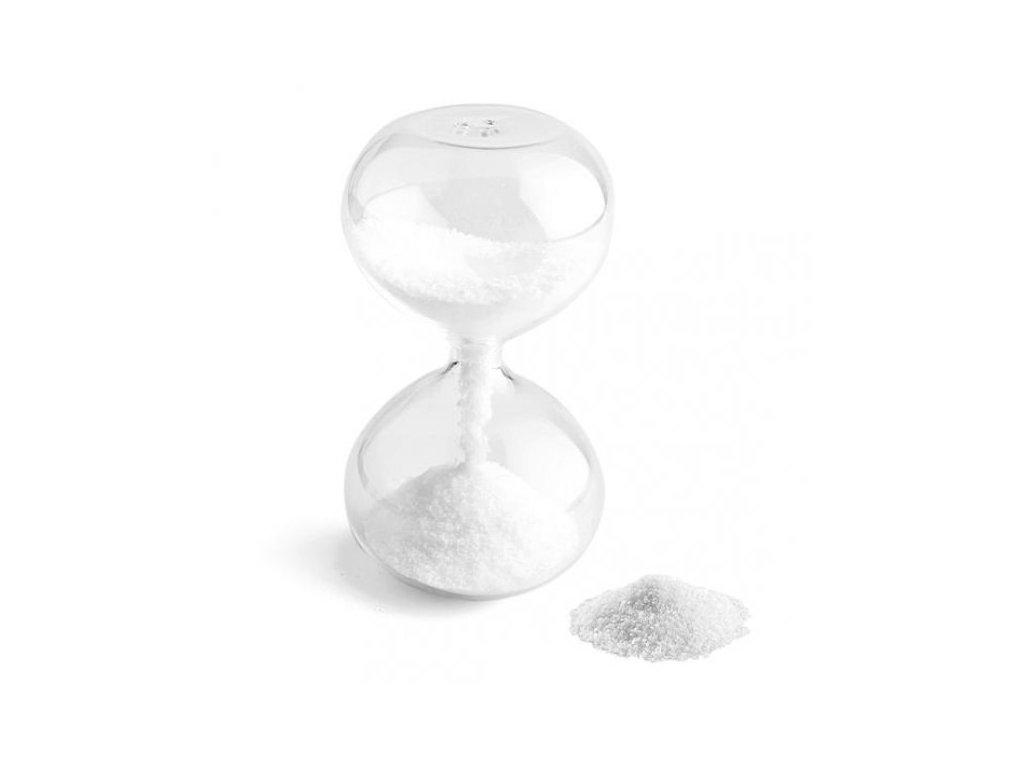 Slánka-přesýpací hodiny