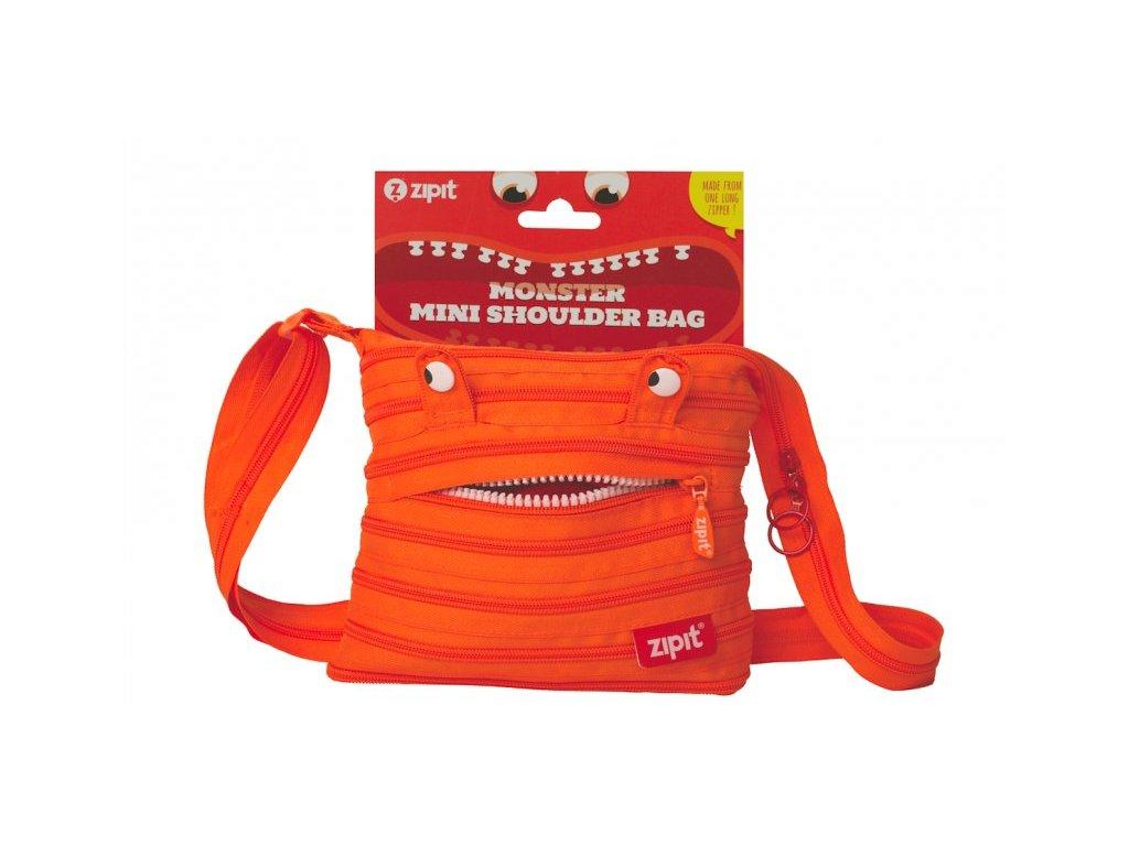 Taška přes rameno oranžová