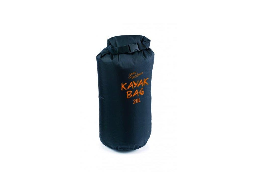 Vodotěsný batoh do přírody pro vodáky - 20 L