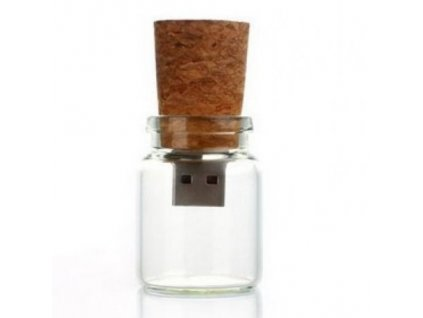 USB flash disk Vzkaz v lahvi