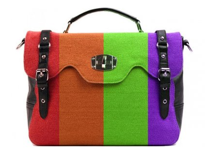 Jamie Buckle Satchel