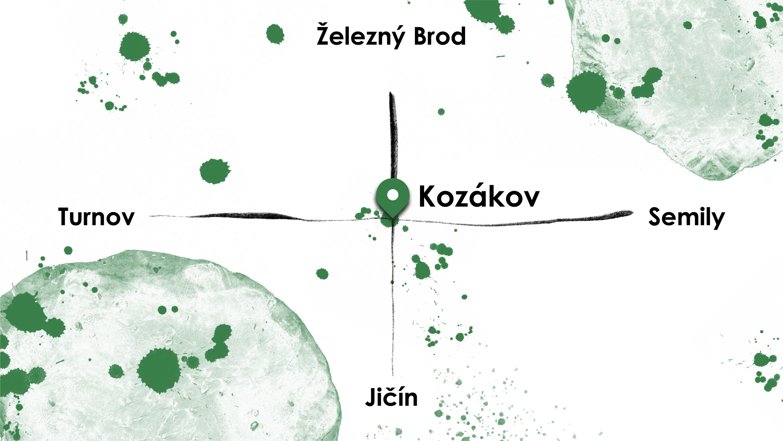 Orientační mapa