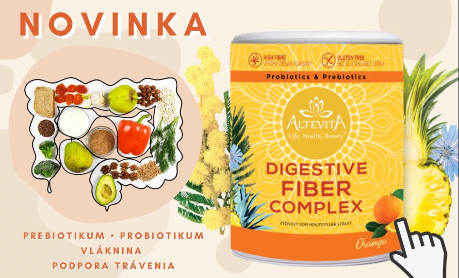 Digestive Fiber complex