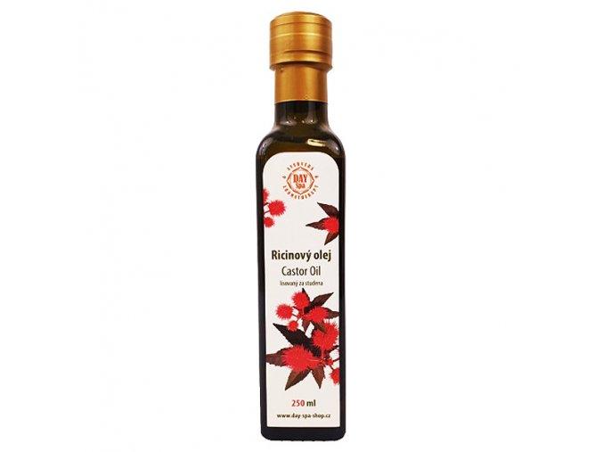 Day Spa Ricínový olej 100% 250 ml
