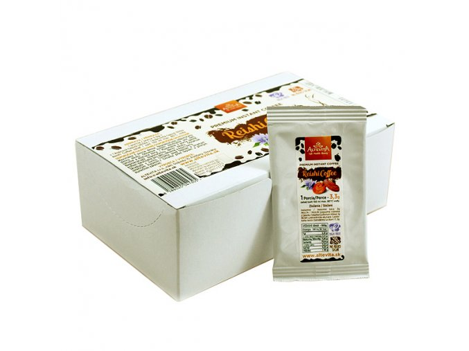 Altevita Reishi Coffee Box 45x3,3g