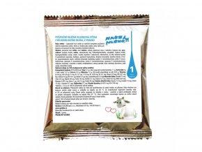 Goldim Naše MLÉKO - 1 výživa z kozieho mlieka 0-6m 1 porcia 15g