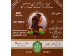 Henna hnedá, 100 g