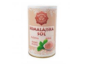 Altevita Himalájska soľ ružová jemná 200g solnička