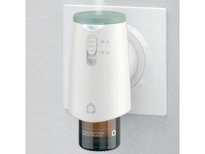 pluglia sonic essential oil wall diffuser c