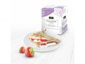 MyKETO proteínová palacinka jahodová 1 porcia 40g