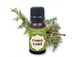 Altevita 100% esenciálny olej CYPRUS - Olej dlhovekosti a nových začiatkov 10ml