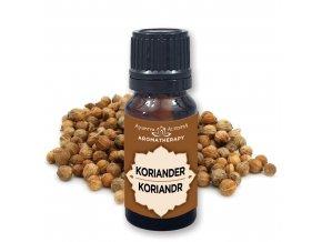 Altevita 100% esenciálny olej KORIANDER Olej pokojnej tvorivosti 10ml