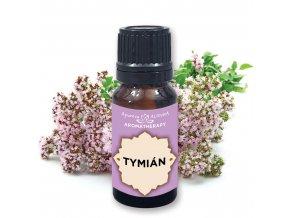 Altevita 100% esenciálny olej TYMIÁN - Olej asertivity a odvahy 10ml