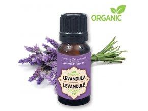 Altevita 100% esenciálny olej ORGANIC LEVANDUĽA 10ml
