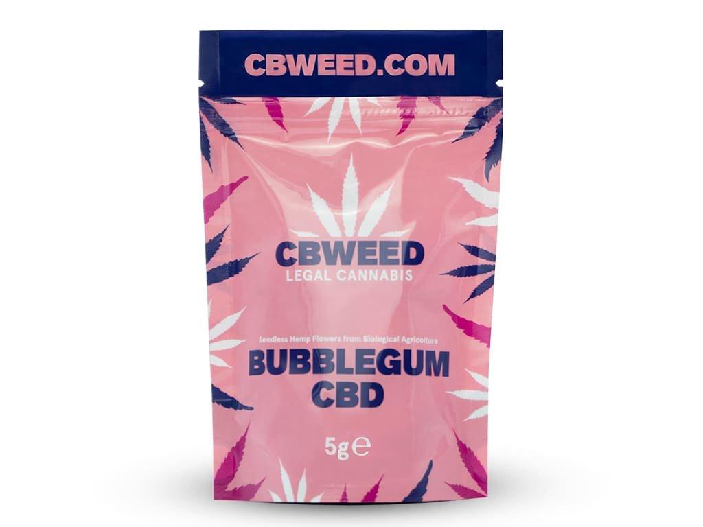 Bubblegum cbd cbweed 5g