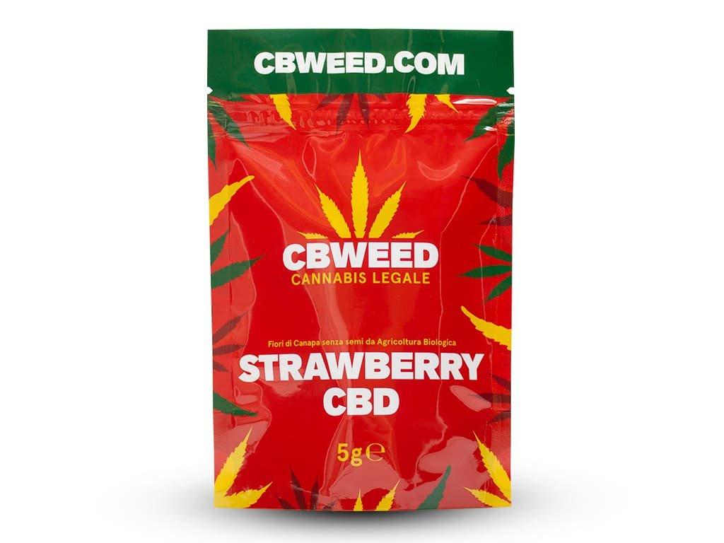 Strawberry cbd cbweed 5g