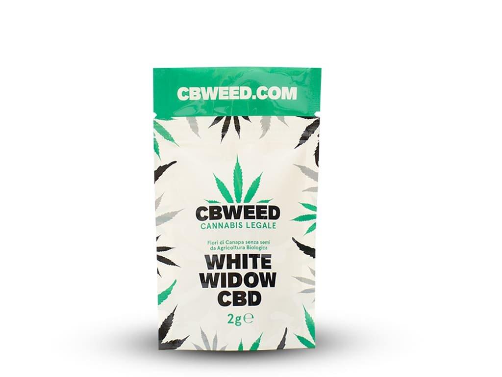 White widow cbd cbweed 2g