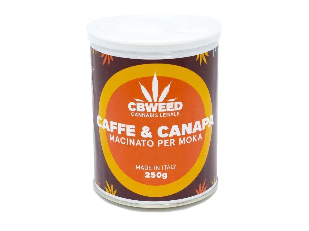 cbweed konopna kava mocha