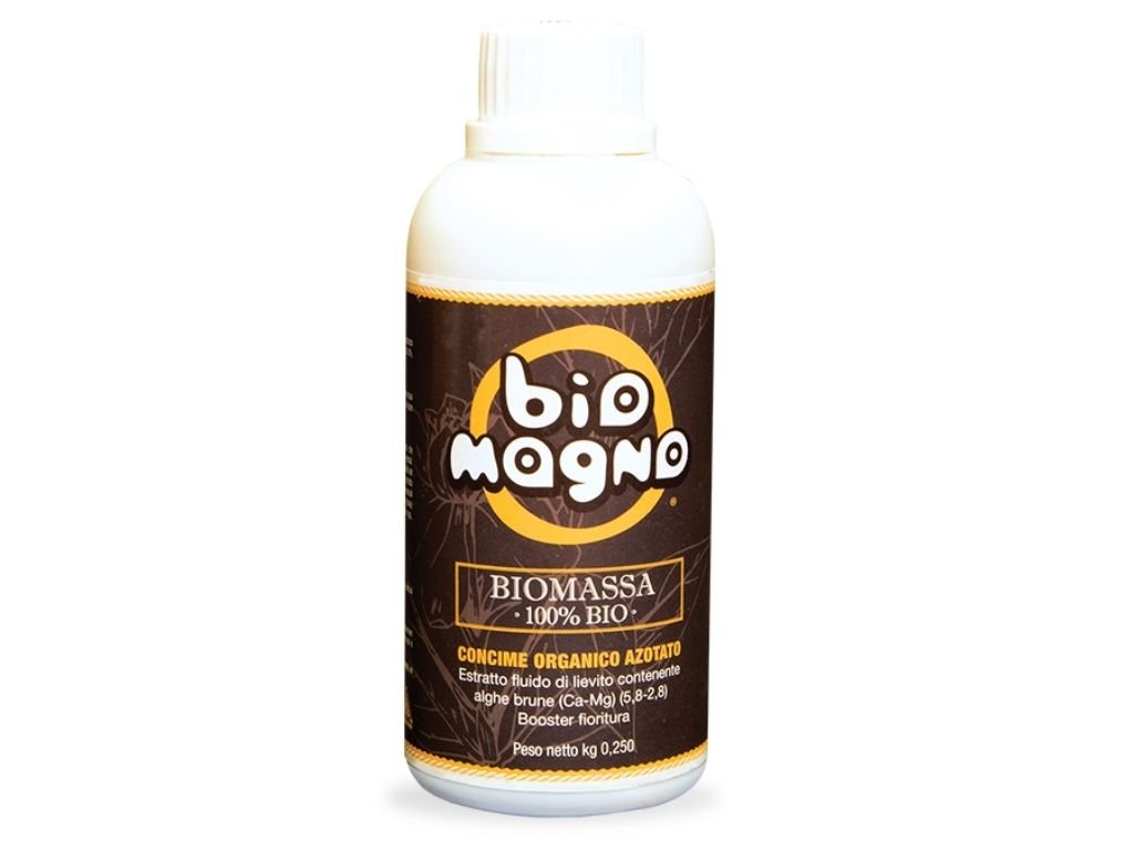 bio magno biomassa stimulator
