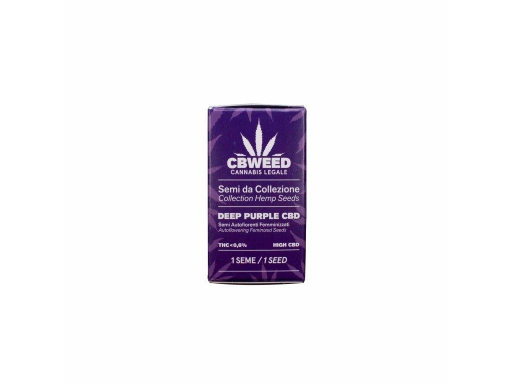 cbweed deep purple semena