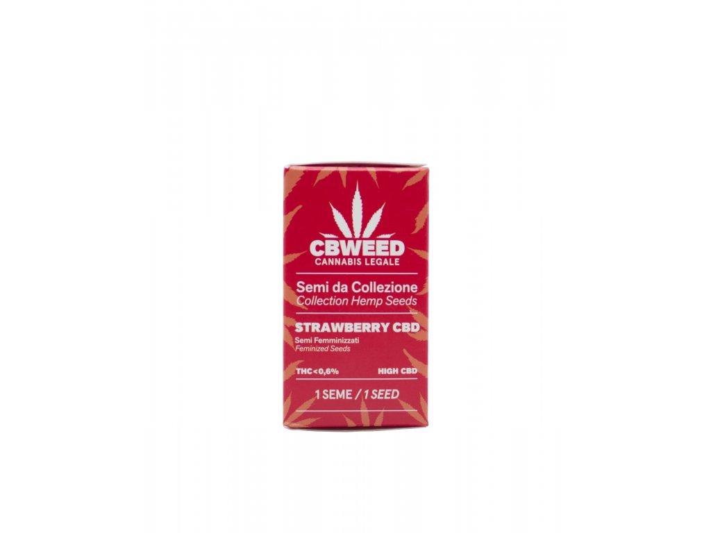 cbweeed strawberry semena