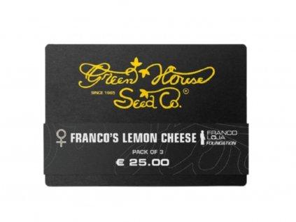 Francos Lemon Cheese 3 cbweed